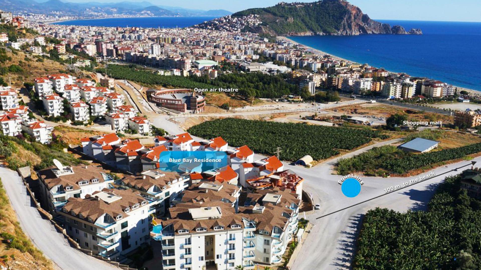 Vind snel een woning | Huurwoningen in Alanya